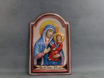 Madonna of San Luca, Artistic Ceramics of Faenza